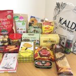 [福袋] KALDI:カルディの福袋(2017年版)で「食品」と「もへじ」をゲット。